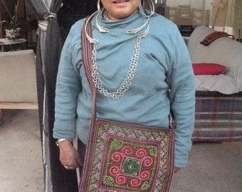 Hmong Purse from BacHa Vietnam