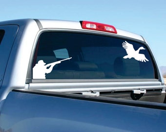 Duck Hunt Vinyl Decal