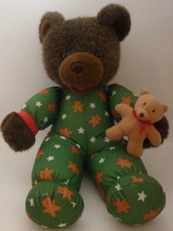 Avon Bear 1993 Talking Bear