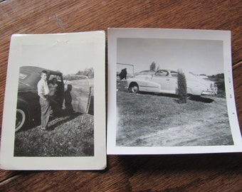 FREE SHIPPING in US-Vintage Car Photographs, Vintage Photography