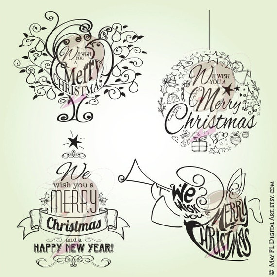 Pear Tree Christmas Cards