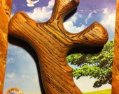 Bocote Calming Cross Ange...