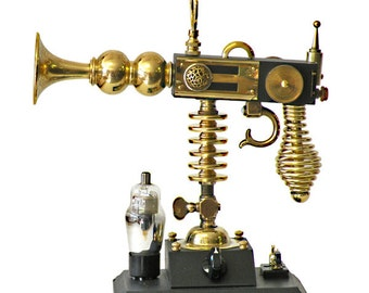 Steampunk Ray Gun No. SP32