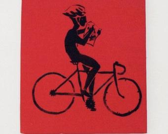 Bicycle sketchbook