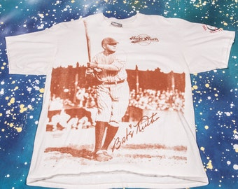 BABE RUTH Baseball Shirt