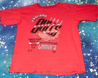 Chicago BULLS T-Shirt Size L