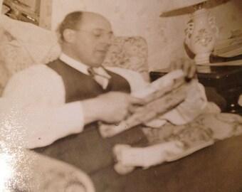 1950's Bachelor Uncle