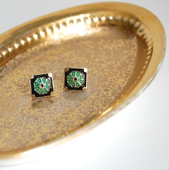 David andersen vintage esmalte jewelrey