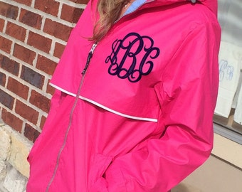 hot pink rain jacket – Etsy