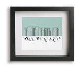 Cool Kids / Echosmith - Song Lyric Art Print, music art, wall decor, teen boy gift, art prints, typography print, large art, gallery wall