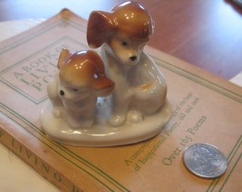 Adorable Puppies!! / Ceramic Dogs