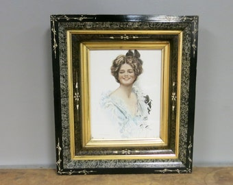 Antique Victorian Picture Frame