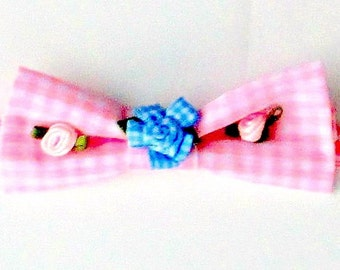 Pet Bow Tie, Cat Bow Tie, Dog Bow Tie, Made to Order, Small Dog Bow Tie, Dog Necktie, Cat Necktie, Pet Neckwear, Custom Order, Pet Items