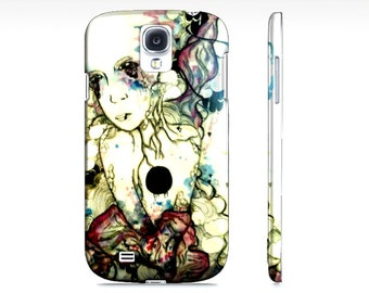 Samsung Galaxy S4 Case - Phone Accessory - Hardcover phone case - Cell Phone case - Phone cover - Phone accessory - Gadget
