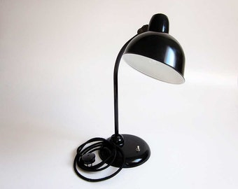 Restored Kaiser Idell 6551 table/desk lamp by Christian Dell