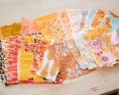 Orange scrap bundle