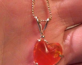 Custom Setting Made For Your Special Stone - Actual Pendant Not For Sale