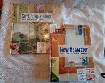 Home decorating and craft books-2