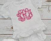 Infant Bloomer Set- Choose Color