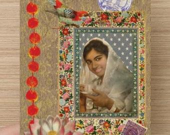 Postcard New Delhi