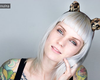 Hair Circlet *Leopard* - Fascinator | Shooting Accessory