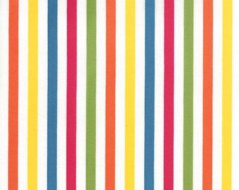 BEST. DAY. EVER!  - Multi-Color Stripe - 1/2 Yard - 24016-11 - Moda
