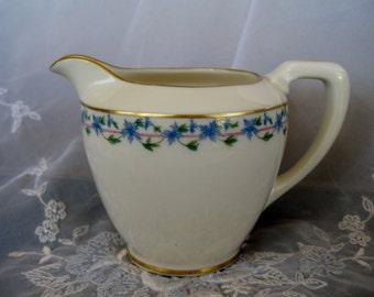 Antique Lenox Caprice Creamer Near Mint condition Rare and exquisite