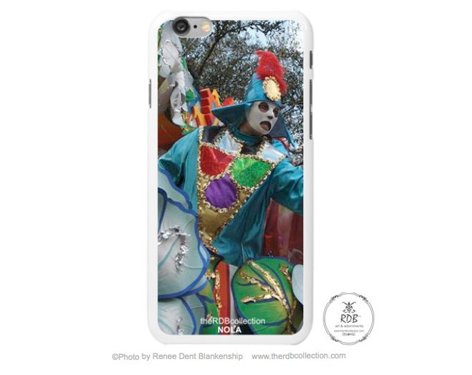Mardi Gras Masker Phone Case - Carnival Float Case - New Orleans Photo - iPhone Case - Samsung Smartphone Case - theRDBcollection