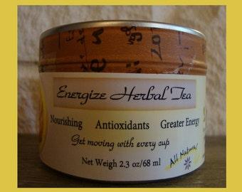 Energize Herbal Tea,