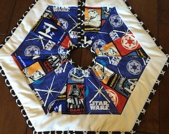 Custom order: Small Star Wars Tree Skirt