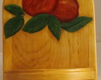 Apple Wood Shelf