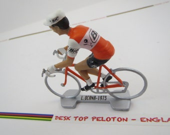 Luis Ocana Tour De France - BIC - Individually Handcrafted French Peloton Cycling Figure