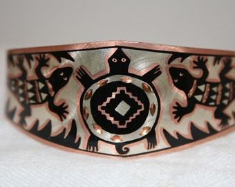 Beautiful Native American Inspired Bracelet