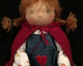 Deposit for limbed doll - Valentines for Victoria