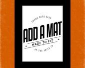 Add A Mat?