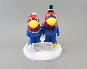 Custom Made Animal Cake Topper