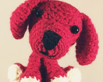 Crochet pattern ONLY Pooch the puppy, Crochet, Amigurumi dog PDF
