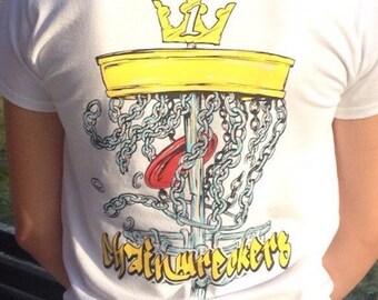 Chainwreckers - Disc Golf tshirt