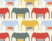 Nurture Organic Cotton Collection - Charley Harper for Birch Fabrics - Jumbrella - Fat Quarter, Half Yard, or More