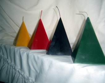 """Pyramid Candle 6""""x4"""""""