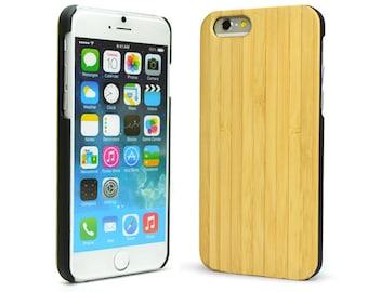 iPhone 6 Bamboo Case, Bamboo iPhone 6 Case - Bamboo Wood iPhone 6 Case - CBB6