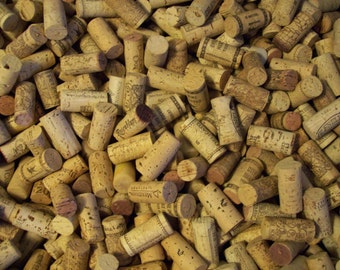 Buy More-Pay Less-101 Used Wine Bottle Corks from Reds and Whites and various vintners
