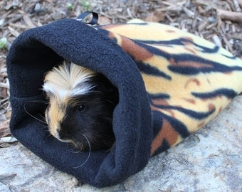 Snuggle  bag for you guinea pig or  small pet. sleeping  bag , lap  bag