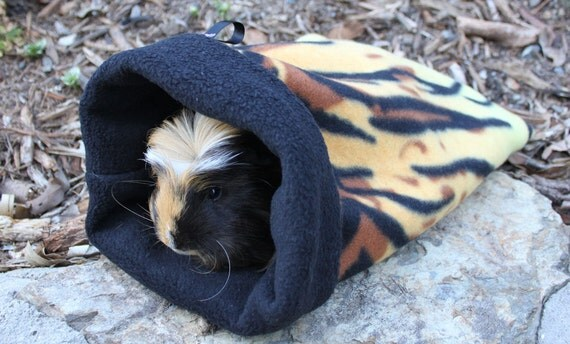 Snuggle bag for you guinea pig or small pet. sleeping bag