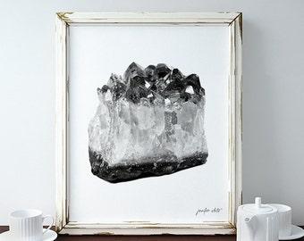 Instant Download Crystal 2 Print