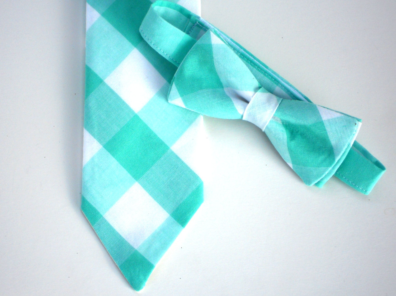 neck tie for boys baby bow tie toddler neck tie aqua bow