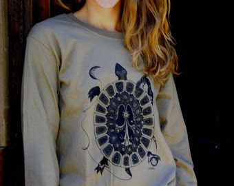 Turtle Shirt - Long Sleeve or Short Sleeve