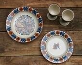 Höganäs Gille Stoneware Dishes