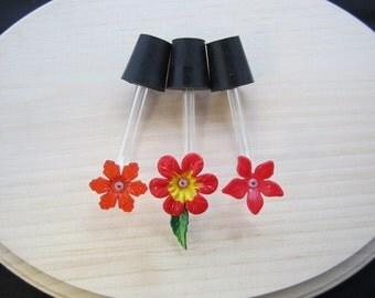 Hummingbird feeder tubes set of 6 (#907)