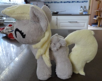 MLP: Derpy Hooves Plush MADE To ORDER